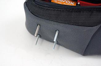 Rear mounting screws