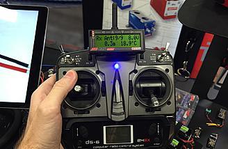 New inexpensive Jeti radio