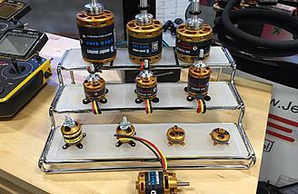 New Axi motors