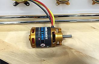 Axi sailplane motors