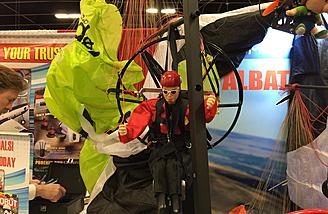 R/C Powered Paragliders