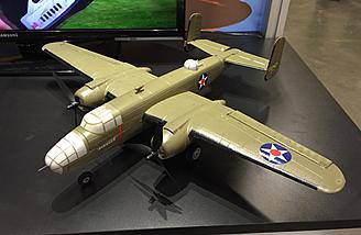 Eflite UMX B-25