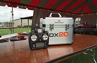 DX20 and Aluminum case