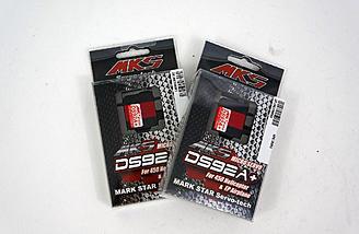 MKS DS92A+ servos