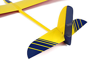 Full flying horizontal stabilizer