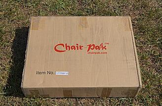Chair-Pak box