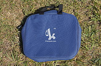 Includes a small cooler pack