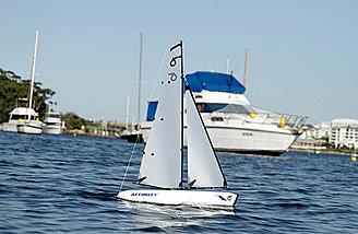 HydroPro Affinity Yacht