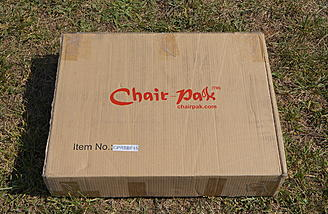 Chair-Pack box