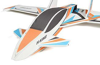 Canard style pusher jet