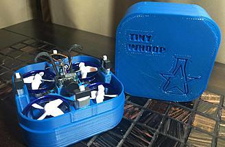 3D Printed Tiny Whoop case