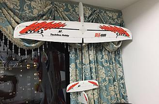 1M Hand Launch Glider