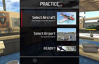 Practice makes it easy to get flying