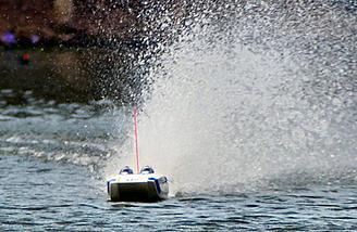 Fun times on the water