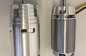 Axi Cyclone sailplane motors