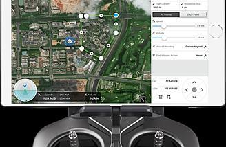 DJI GS Pro App