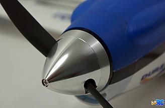 Aluminum spinner