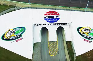 Drone Racing at Kentucky Speedway