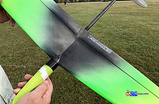 ArmSoar Composite Gliders Go Mini DLG - RC Groups
