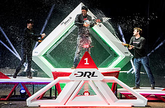 Tune in to find out who will win the 2017 DRL Drone Racing Championship