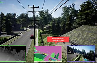 Microsoft Drone simulator tests drones with simulated real world obstacles