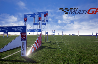 Great organizations like MultiGP are on board with Rotor Rush
