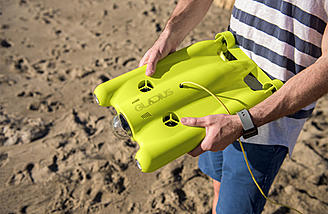 Gladius drone weighs just 6.6lbs and is ultra portable