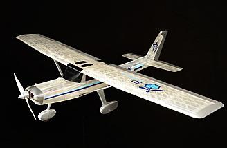 3D printed Cessna 150