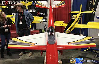 100cc Extreme Flight Slick 580