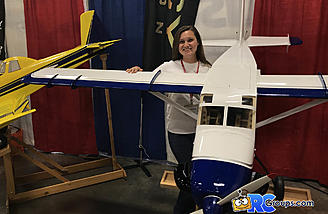 Legacy Aviation giant Turbo Bushmaster