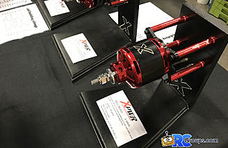 Xpwr motors up to 60cc size