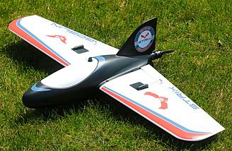 Great looking and flying FPV plane from ReadyMadeRC
