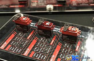Killer looking red metal cases