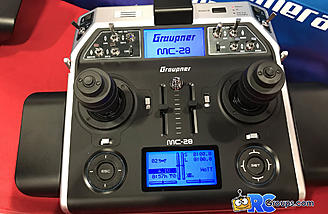 Graupner MC-28 is geared to drone operators