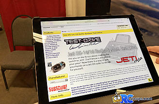 Try a Jeti radio out with the Test Drive Program