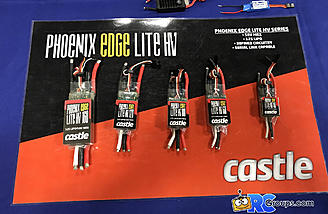 Phoenix Edge Lite HV ESC line up