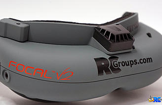 Spektrum Focal V2 FPV Video Goggles
