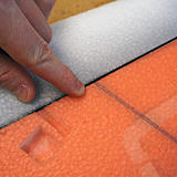Glue the spar in with thin CA
