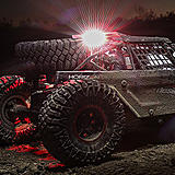 Rear LED Light Bars