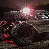Rear LED Light Bars