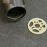 Fiberglass motor mount
