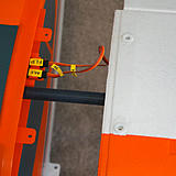 Slide on the wings and connect aileron and flap servos