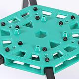 Hexa main frame
