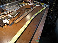 Name: Main spar assembly.jpg Views: 25 Size: 759.4 KB Description: Trial fit up of the spar, joiner boxes and joiners. 4 deg dihedral each side.