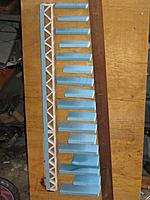 Name: Blank foam ready for hot wire.JPG