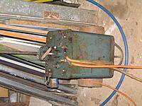Name: Backing frame welding. 002.jpg Views: 79 Size: 295.3 KB Description: