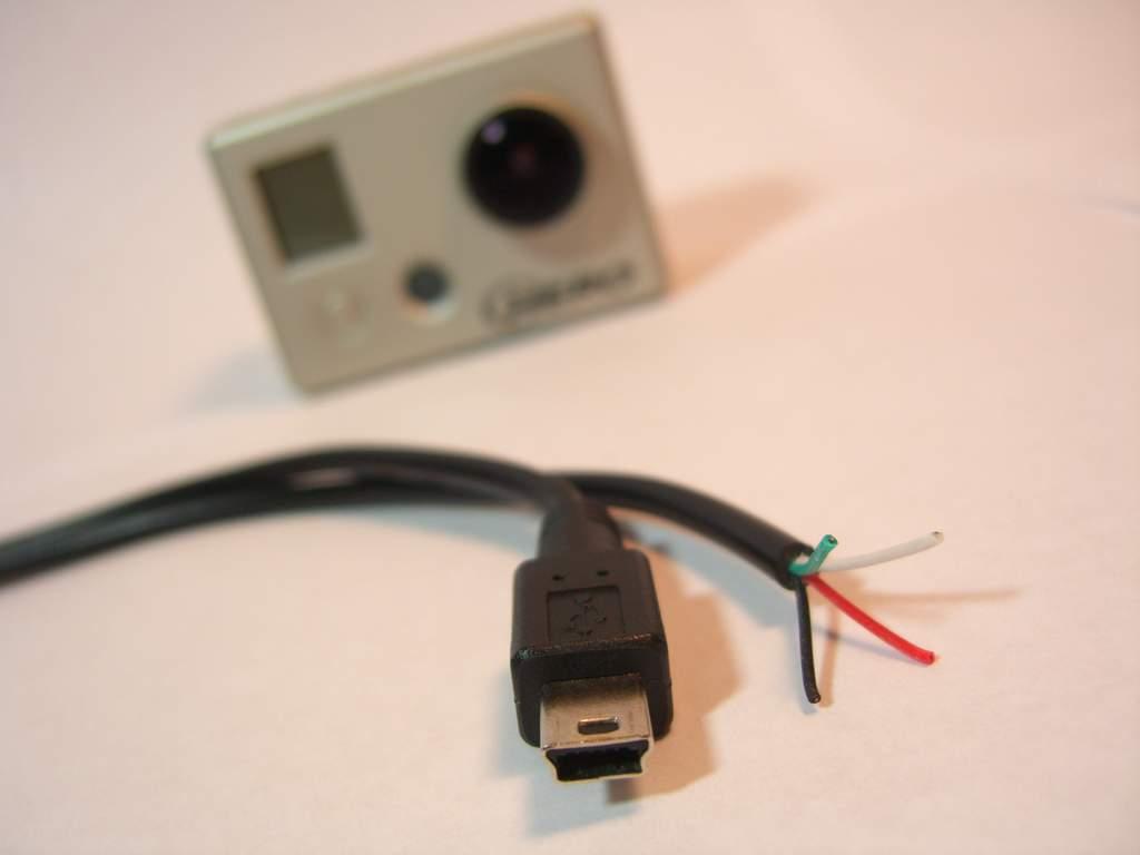 Kmart U0026 39 S Go Pro Hd Hero Wiring Harness