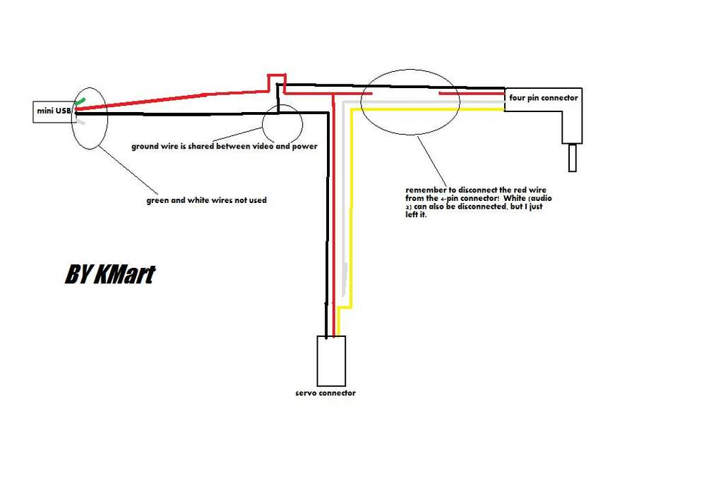 wiring diagram for the 35mm 4p socket the pin header and the rh bruio co