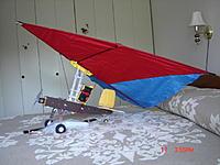 Name: Rogallo wing #1.jpg Views: 242 Size: 151.7 KB Description: