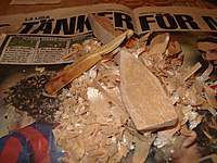 Name: FF60 Propmaking 9.jpg Views: 95 Size: 87.8 KB Description: Carving on the undercamber
